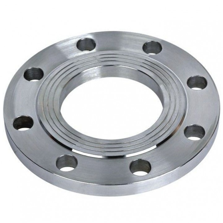 Фланец плоский 1-100-6 ГОСТ 12820-80 сталь 20