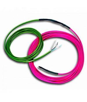 REHAU SOLELEC Электрический греющий кабель 156/170 Вт двухжильный 220/230 В 17 Вт/м 10м
