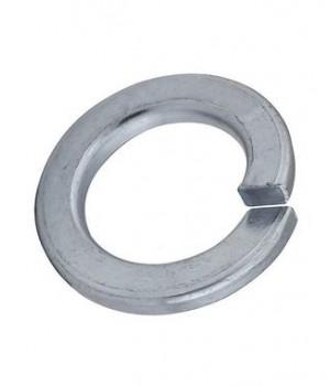 Шайба оцинкованная пружинная DIN 127 3 мм