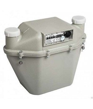 Счетчик газа с ЭТК СГМН-ЭТ-G6 ГЛИУ левый 250 мм
