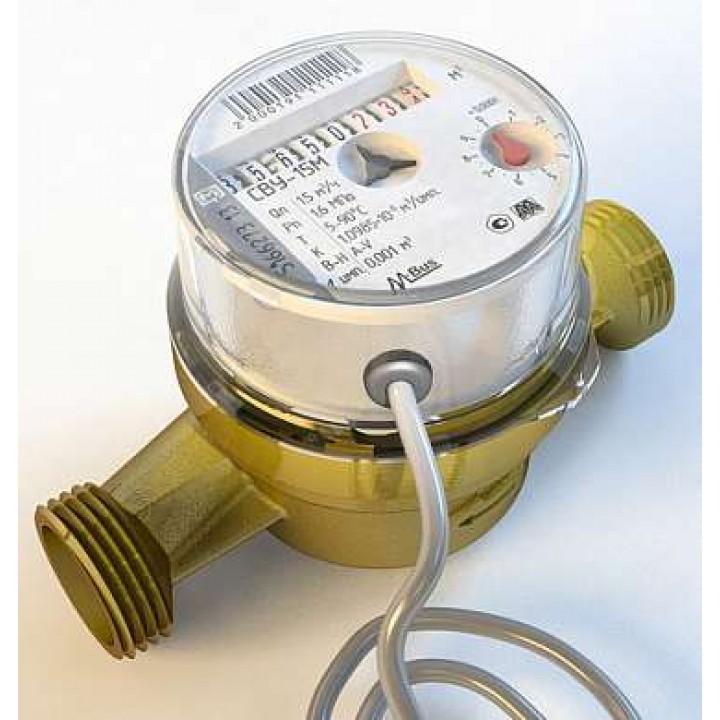 Водосчётчики крыльчатые с антимагнитной защитой СВУ-15М (НЕВОД)