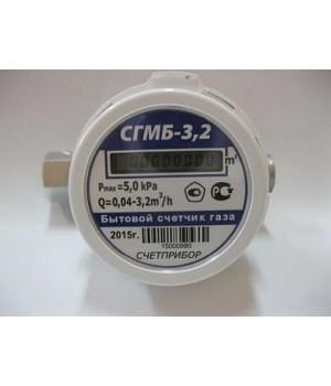 Счетчик газа СГМБ 3,2