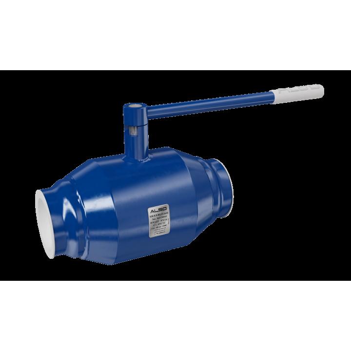 Кран шаровый ALSO RS КШП Ду 25 Ру 4,0 МПа ст. 09Г2С