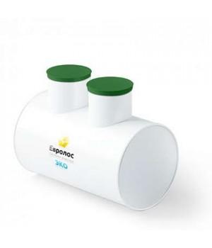 Автономная канализация Евролос Эко-0,6 (для 3 человек)