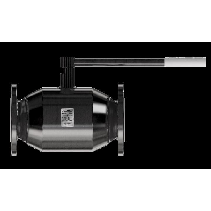 Кран шаровый ALSO КШФП Ду 125 Ру 2,5 МПа ст.20