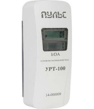 Электронный радиаторный распределитель тепла ПУЛЬС УРТ-100 для организации поквартирного учета