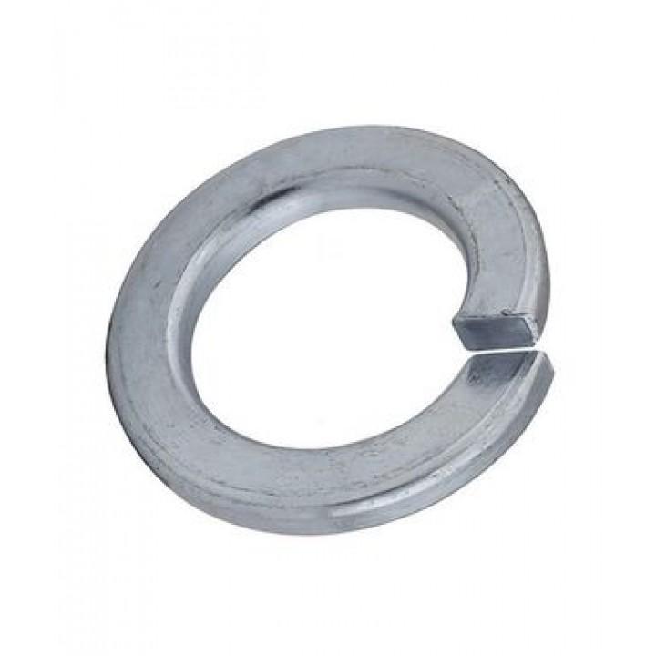Шайба оцинкованная пружинная DIN 127 6 мм