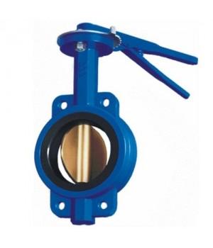 Затвор дисковый поворотный ВА99001-50-16-II-2-С-Е-2-Б-РП