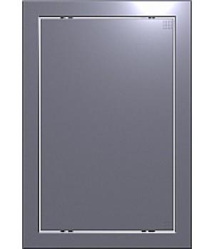 Люки сантехнические Люк настенный Evecs Л2025 Chrome