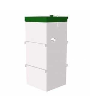 Септик ТОПАС-С 4 автономная канализация для коттеджа