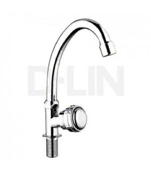 Смесители Смеситель для кухни на одну воду D.Lin D151911-2 к фильтру