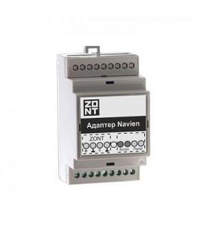 Адаптер для подключения оборудования ZONT к газовым котлам Navien