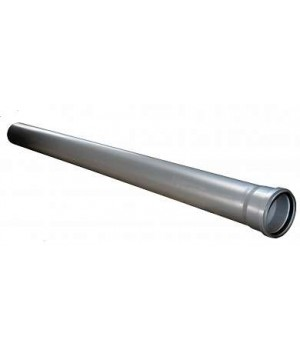 Канализационная труба с раструбом 110/750