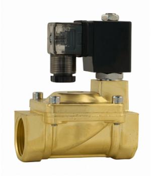 """Электромагнитный клапан Unipump ВСХ-32 1 1/4"""" (нормально открытый)"""