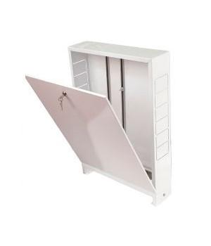 STOUT Шкаф распределительный встроенный 1-5 выходов (ШРВ-1) 670х125х496