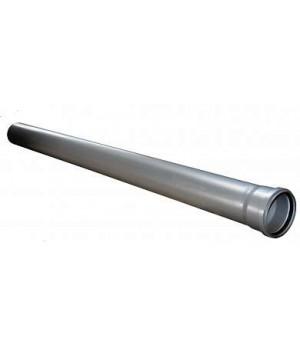 Канализационная труба с раструбом 110/1000